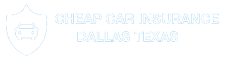 Logo - Cheap Car Insurance Dallas TX